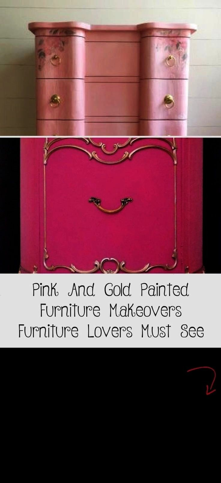 Gold Painted Furniture Makeovers Furniture Lovers Must See Furniture Furniturema Pink And Gold Painted Furniture Makeovers Furniture Lovers Must See Furniture Furniturema...