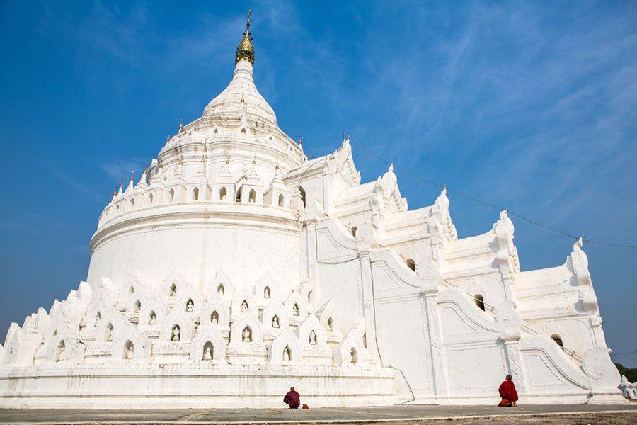 Travel Photography Myanmar, Burma, Hsinbyume Pagoda