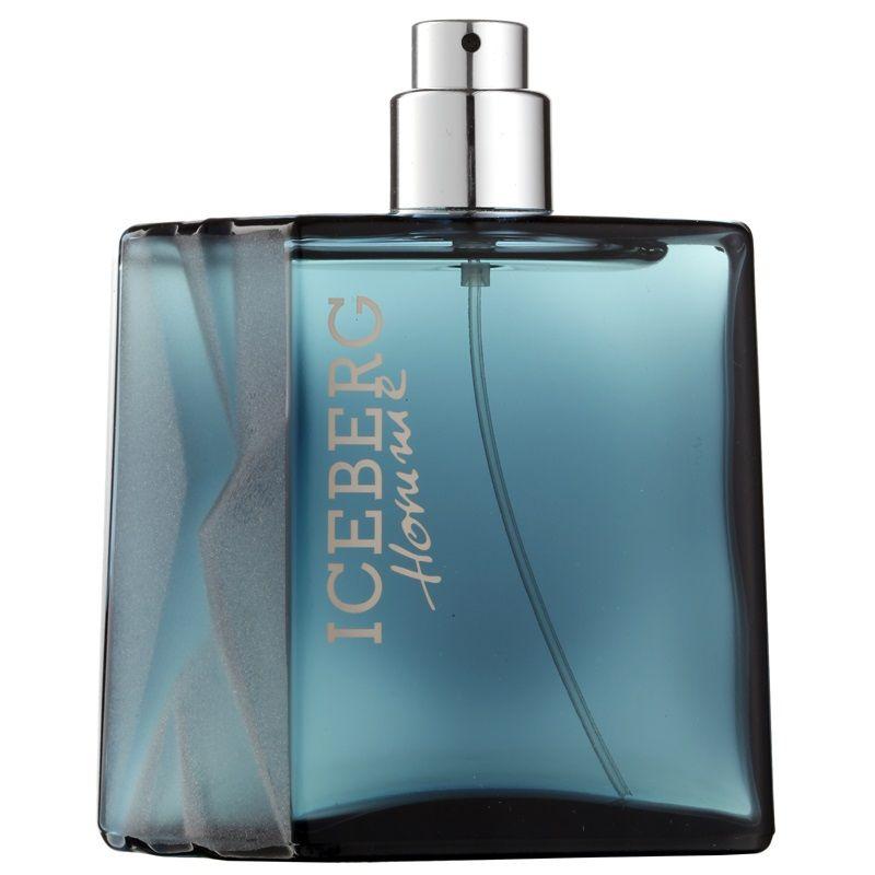 Iceberg Homme Eau De Toilette Teszter Férfiaknak 100 Ml Perfumy