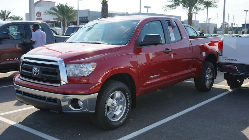 The First Orlando Toyota Tacoma Hit The Market In And Its - Avalon truck