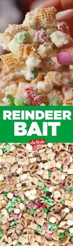 Reindeer bait recipe christmas eve bait and delish forumfinder Images
