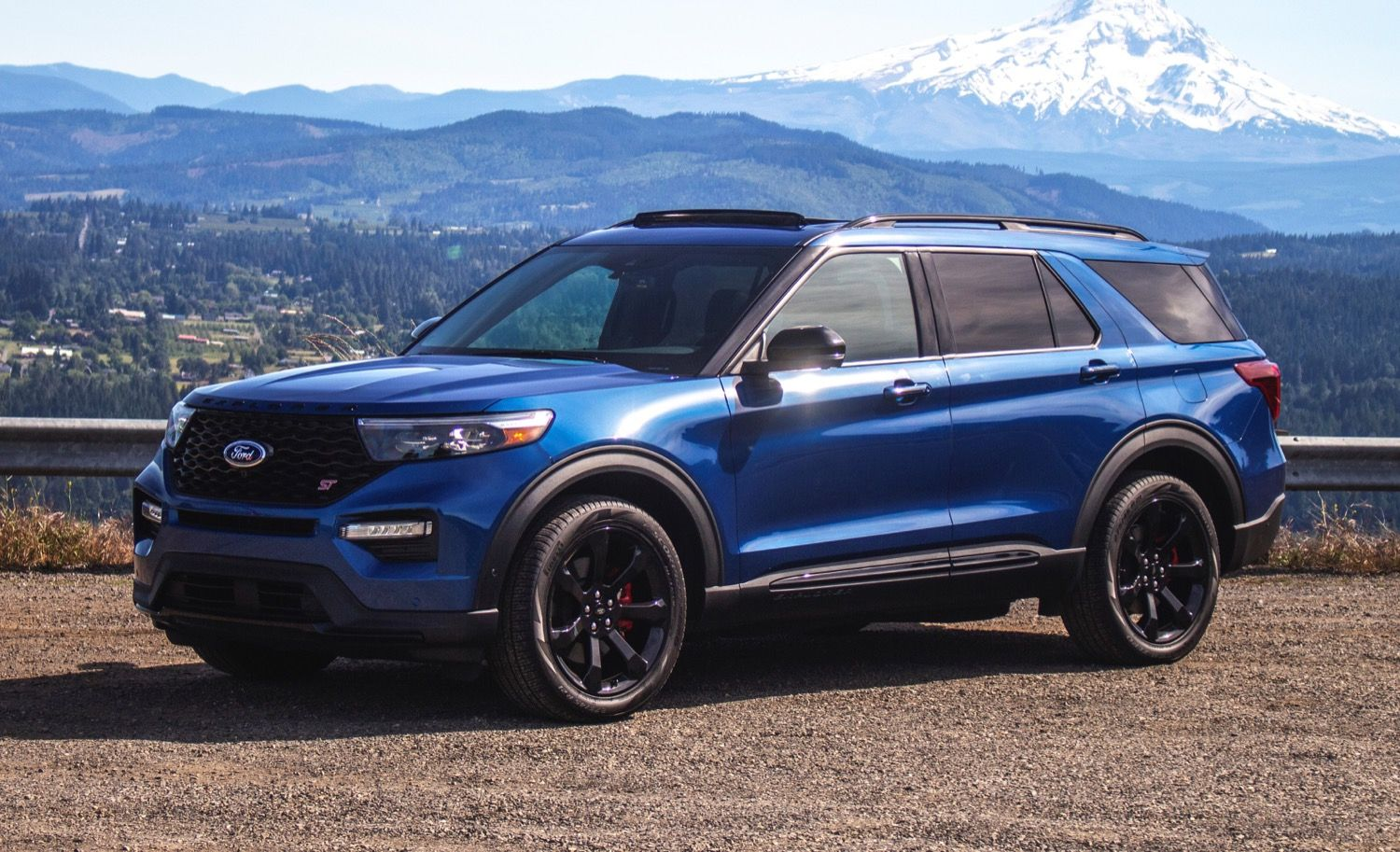 Ford Unveils the New 2020 Explorer Changes and Price