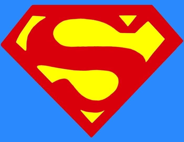 The Superman Shield As Worn By Christopher Reeve From