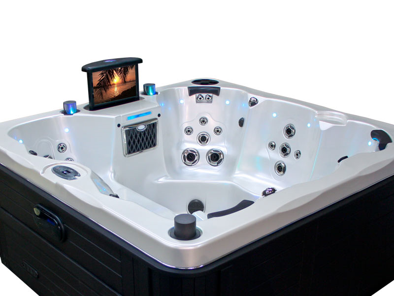 Coast Spas: Watch movies, sports, or your favorite shows on a push ...