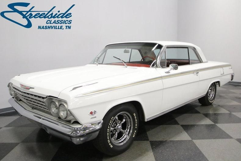 1962 Chevrolet Impala 409 Classic Cars Chevrolet Impala Chevrolet