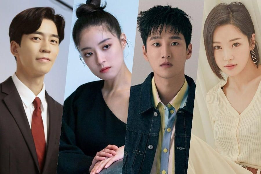 Shin Sung Rok, Lee Se Young, Ahn Bo Hyun, And Nam Gyu Ri Confirmed For New MBC Thriller