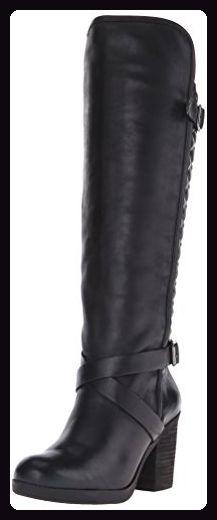Rampage Frauen Geschlossener Zeh Fashion Stiefel Schwarz Groesse 6 US/37 EU