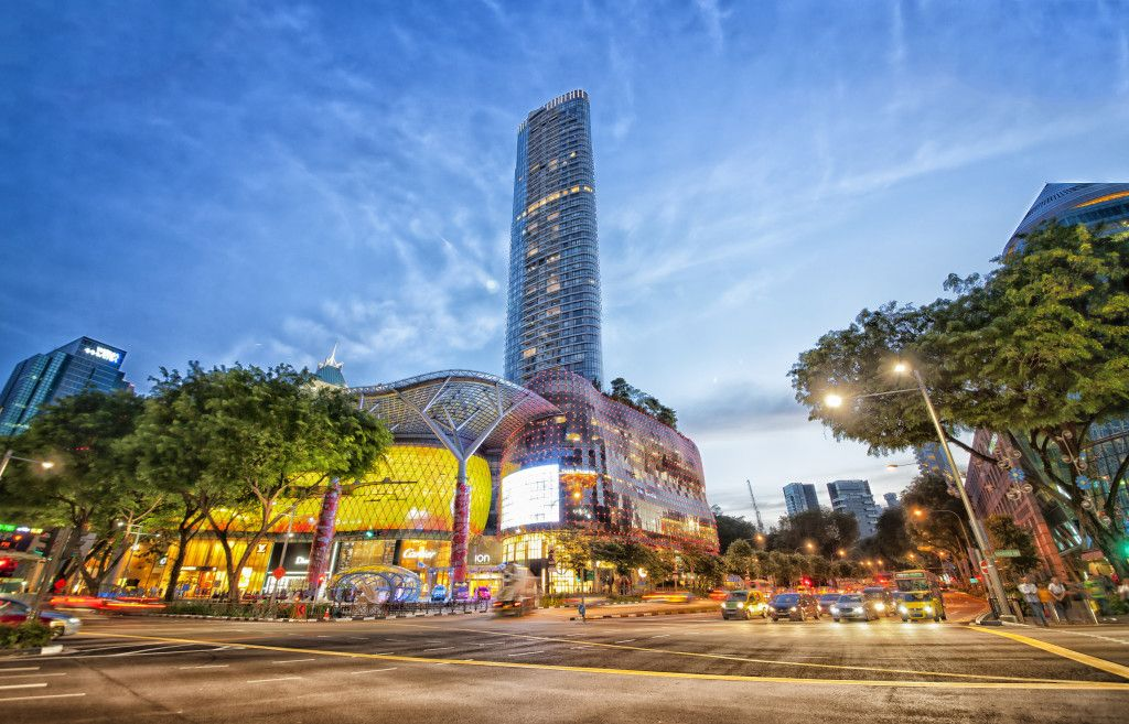 Paket Tour Singapore Singapura Hotel Spa