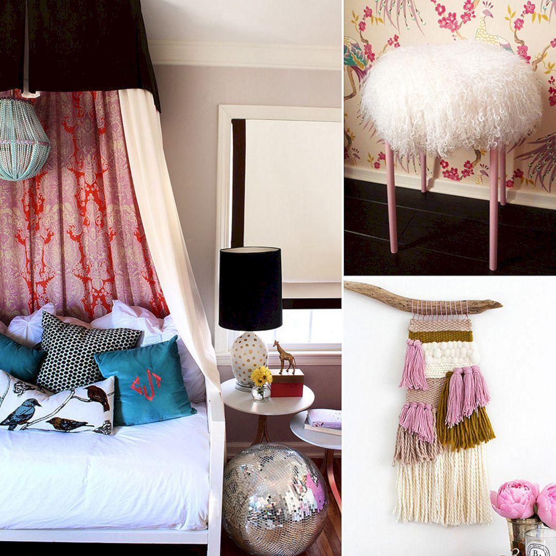 Top 25+ Easy DIY Hippie Decor For Simple Home Interior ...