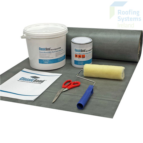 Best Our Epdm Rubber Garage Roof Kit Is Designed To Be Easily 400 x 300
