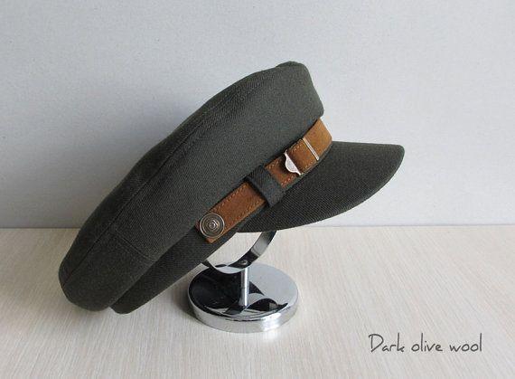Military cap aedc9aa02ea3
