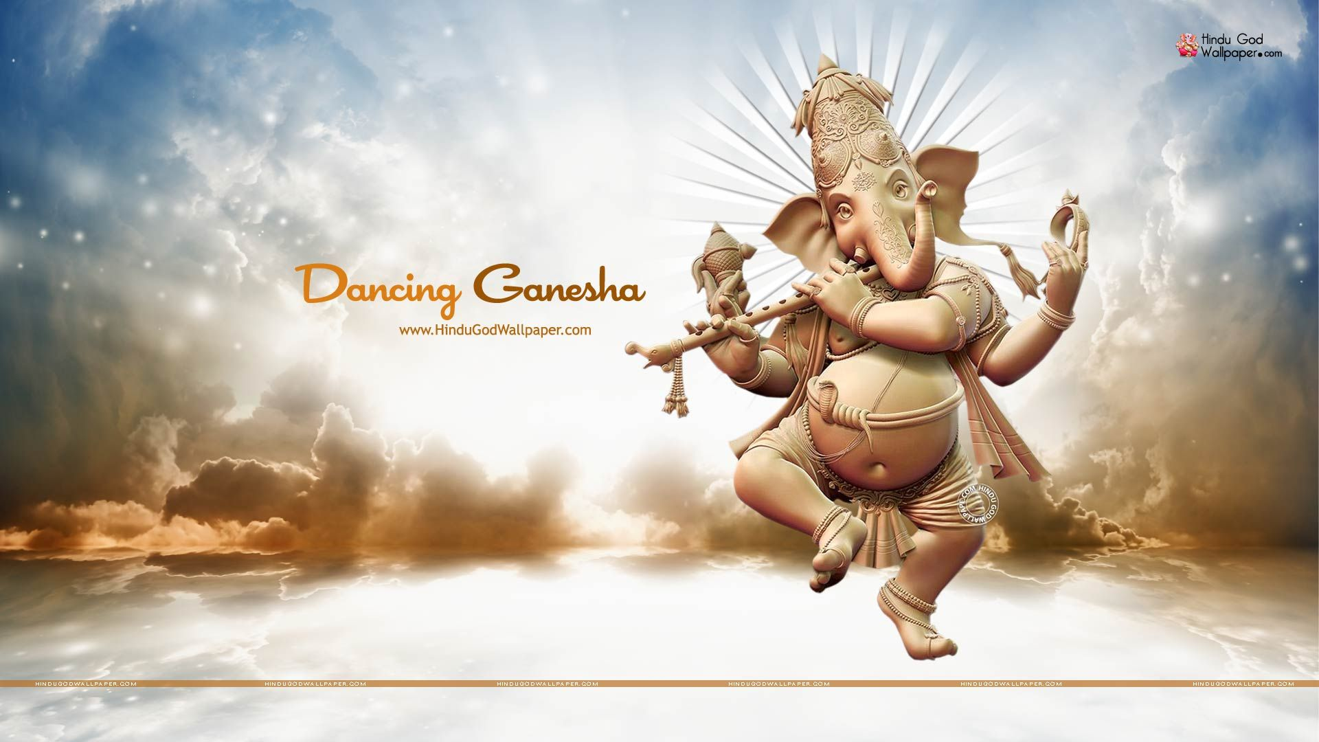 Dancing Ganesh Hd Wallpaper Dancing Ganesha Ganesha Ganesh Wallpaper