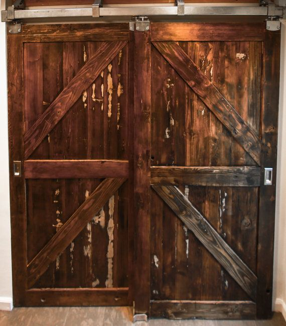 Reclaimed Wood Front Door Google Search Ideas For The House