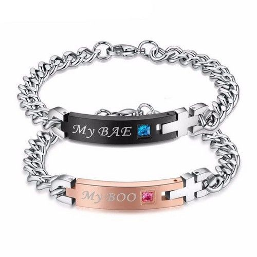 Bracelets For Couples Touch Elegant Bracelets Jewelry Pinterest