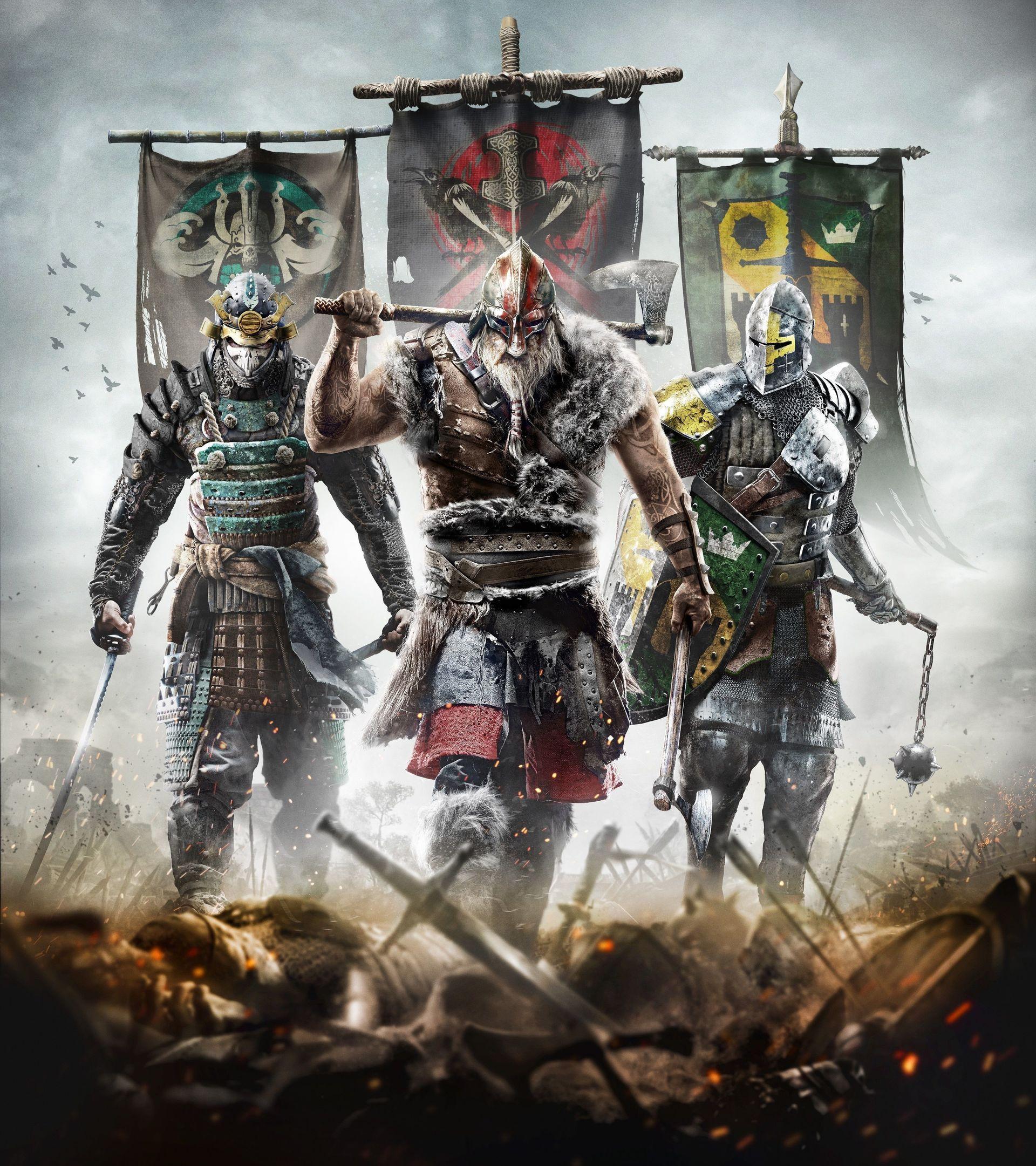 For Honor Forhonor Ubisoft Pc Ps4 Xboxone Vikings Samurais Medieval Adventure Games Videogames For Honour Game Fantasy Art Art