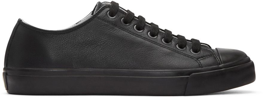 PS BY PAUL SMITH Black Indie Sneakers. #psbypaulsmith #shoes #sneakers