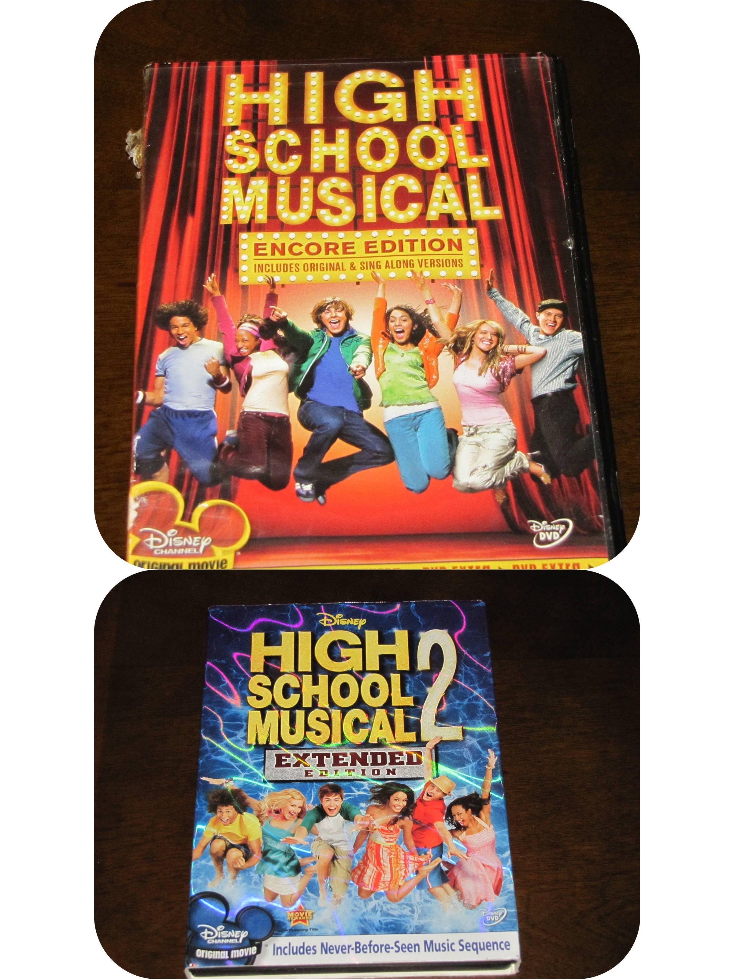 High School Musical I Ii In Jimmersonlake S Garage Sale Angola In