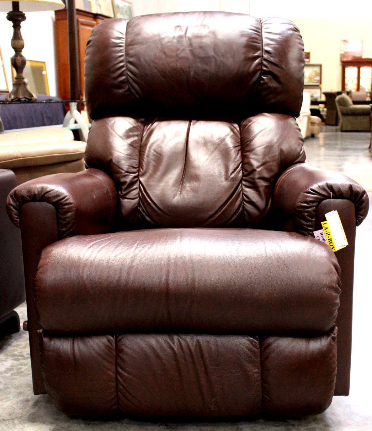 La-Z-Boy Chestnut brown Leather