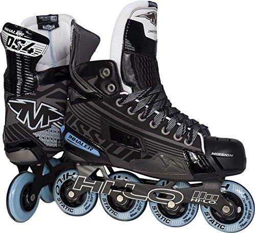 Skates Mission Hockey Inline Skates DS4 Inhaler Roller qVGLSMjUzp