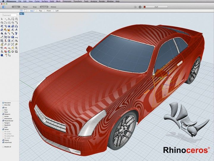 car design resources