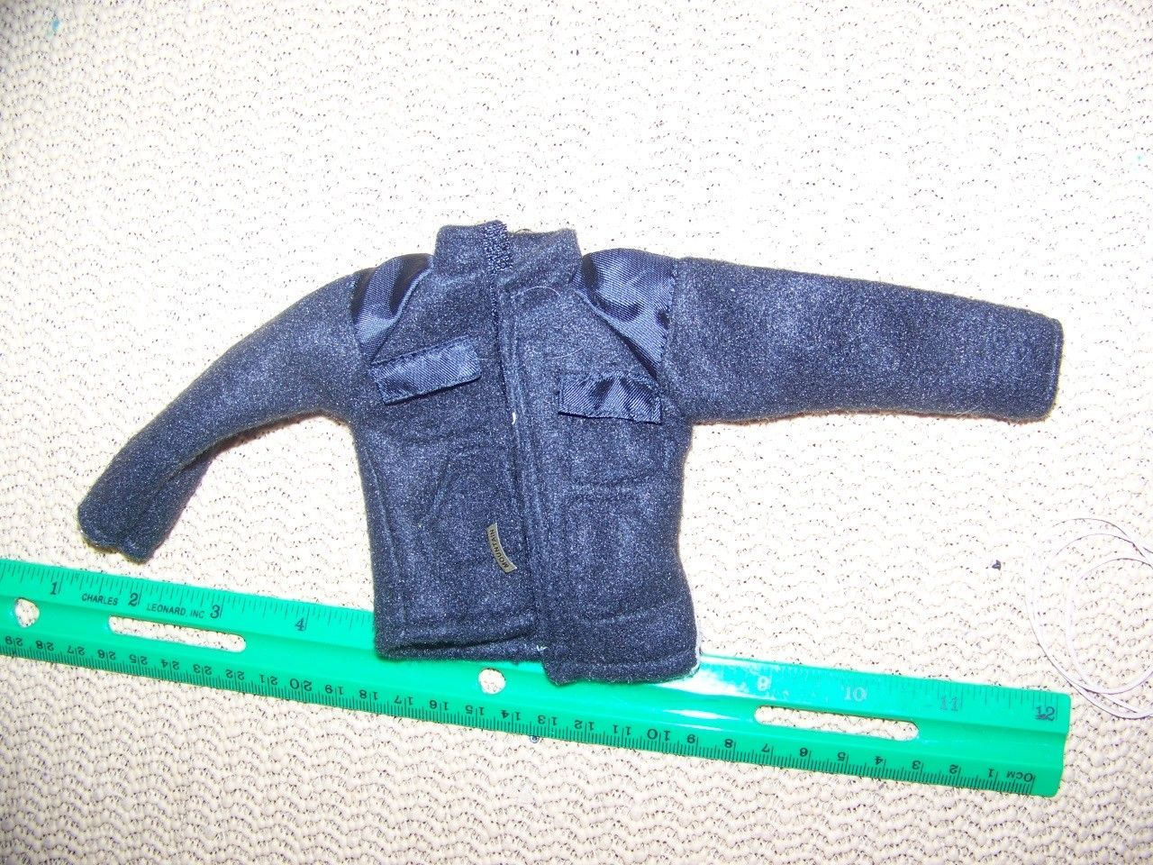 1/6 Scale Black Jacket