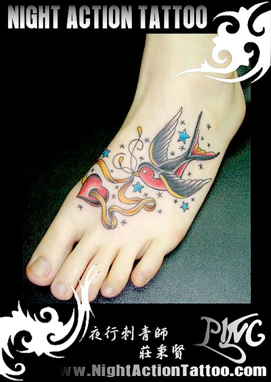 Meaning And Pictures Of Swallow Tattoo Designs Ink Pinterest