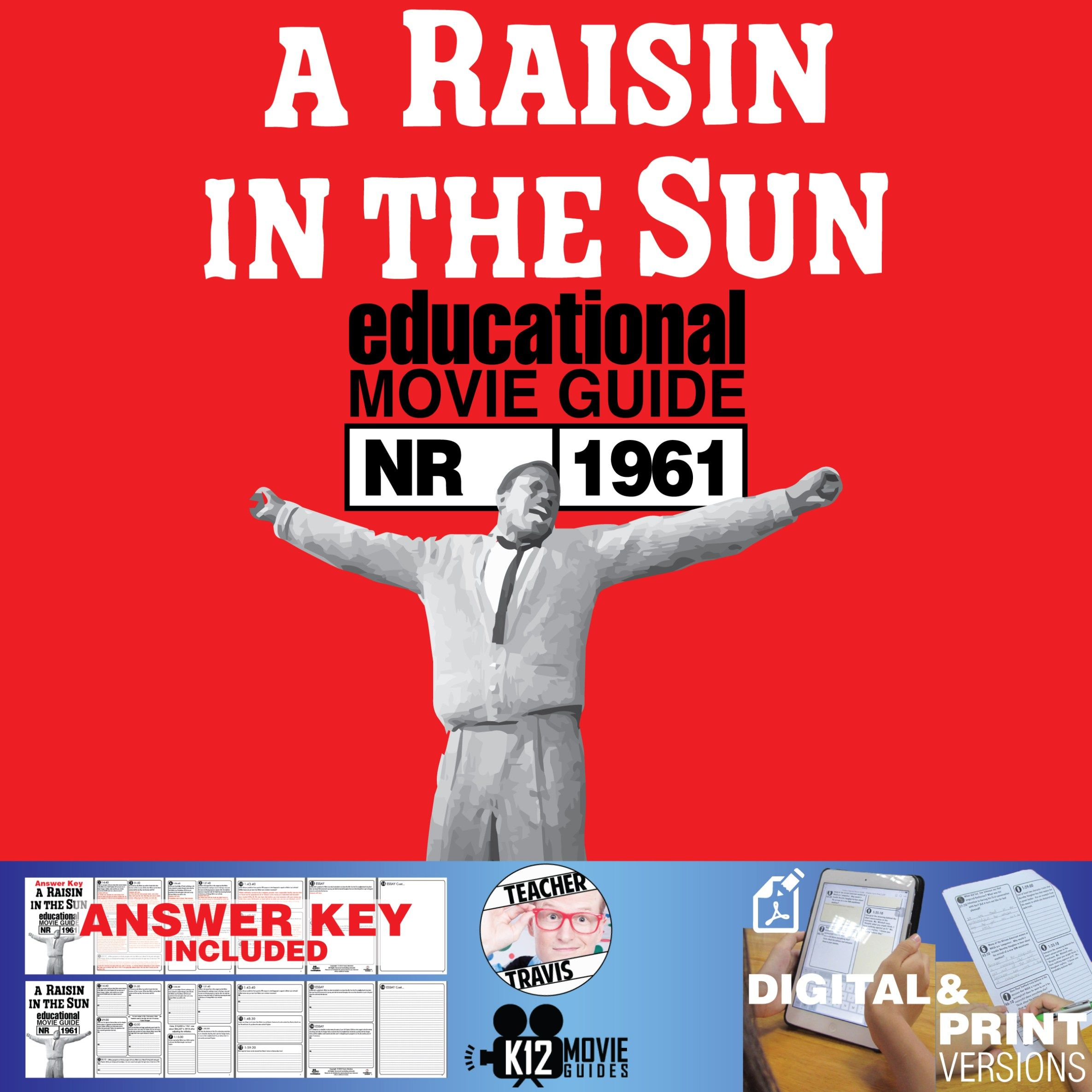 A Raisin In The Sun Movie Guide