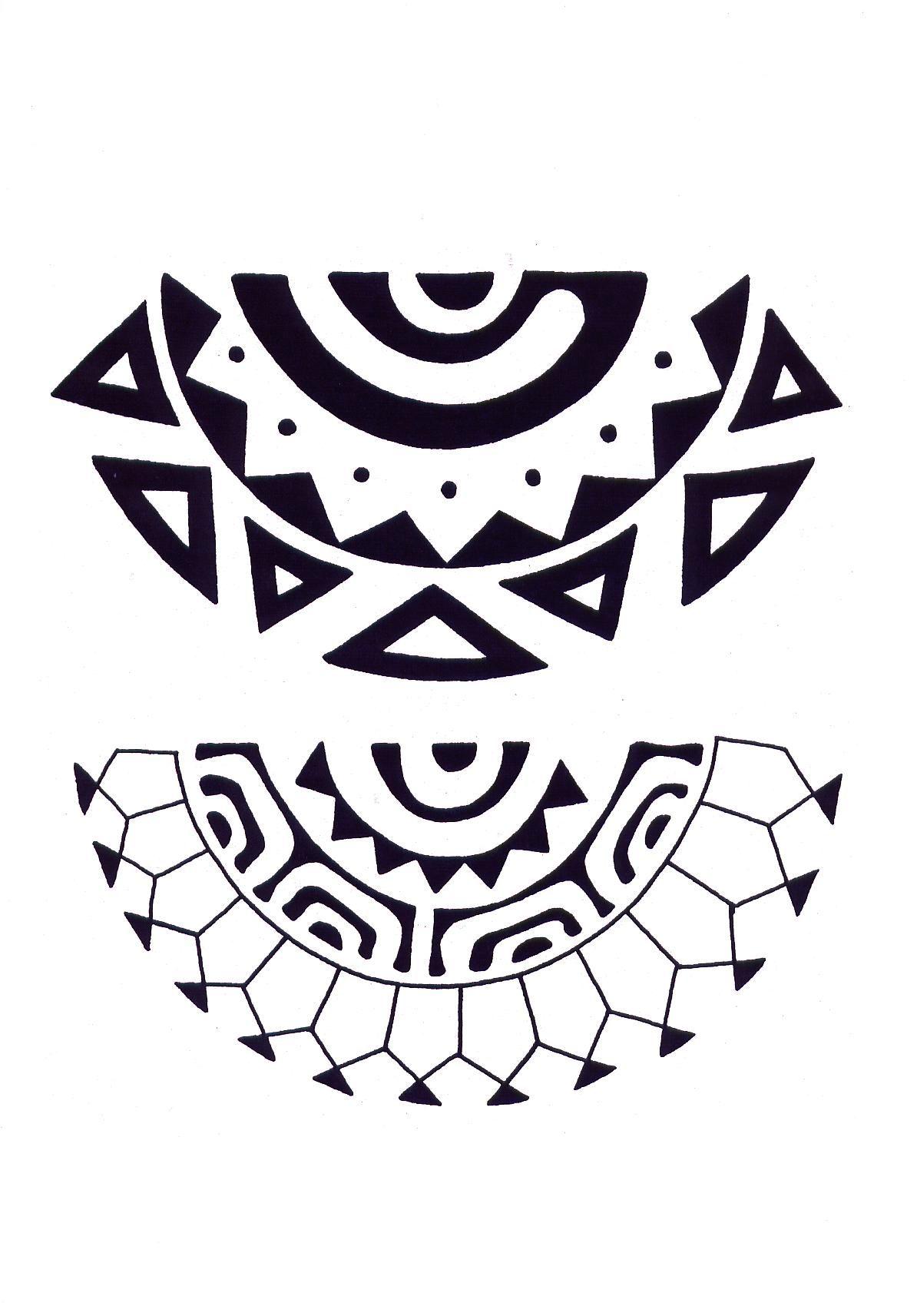 Maori motive