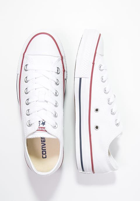 CHUCK TAYLOR ALL STAR OX - Sneaker low - optical white @ Zalando.de �
