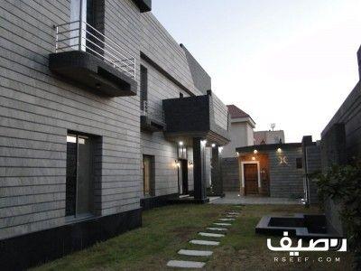 فيلا للبيع بالرياض حى قرطبة 1080 م House Styles Mansions House
