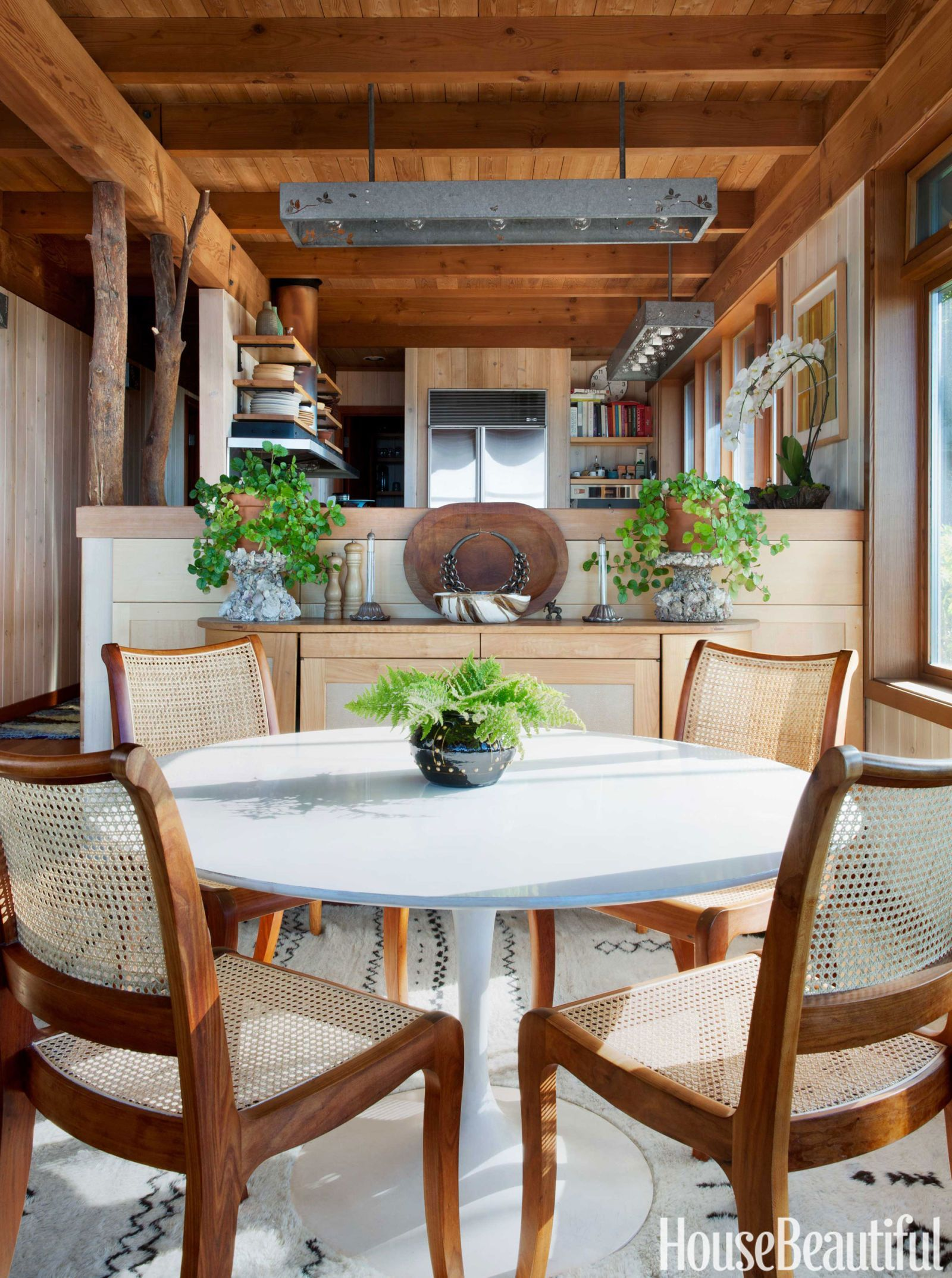 A Warm and Rustic House | Rustic country furniture, House ...