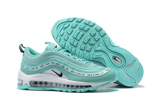 Nike Air Max 97 Light Green 36 40 in 2019 | Nike air max