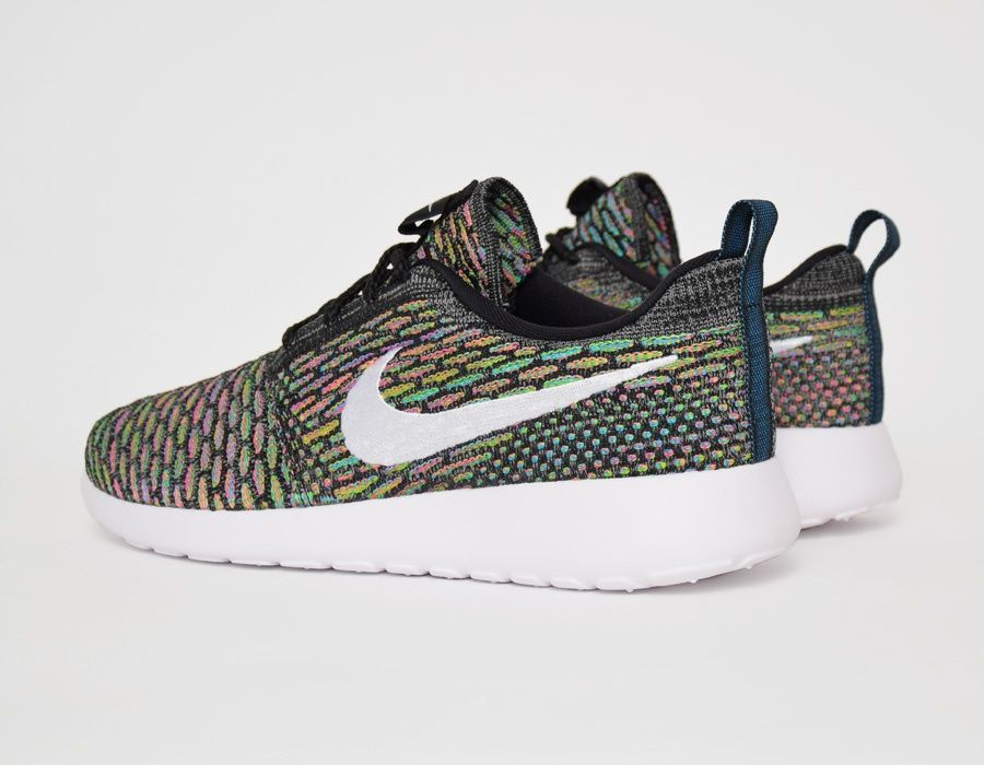 Nike Roshe Run Flyknit Multi sympa!! | Shoes | Chaussure