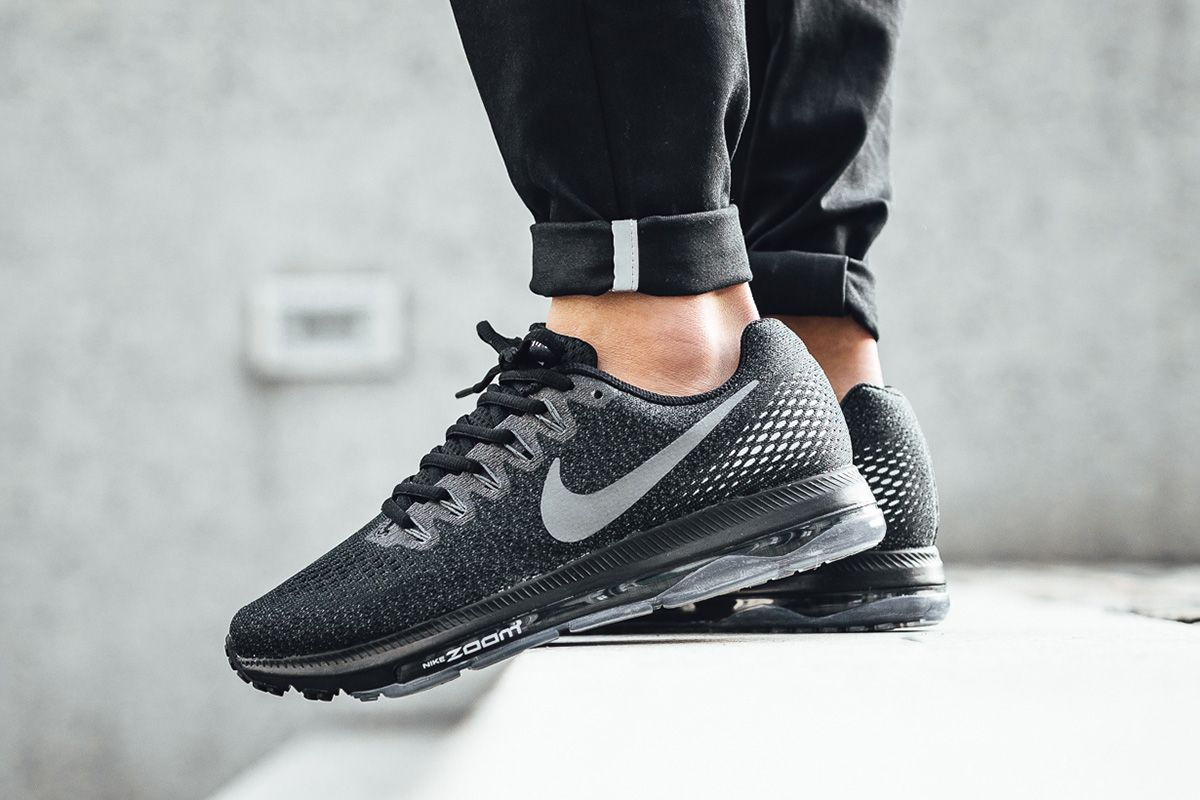 Nike Zoom All Out Low: BlackDark Grey | Sneakers | Womens