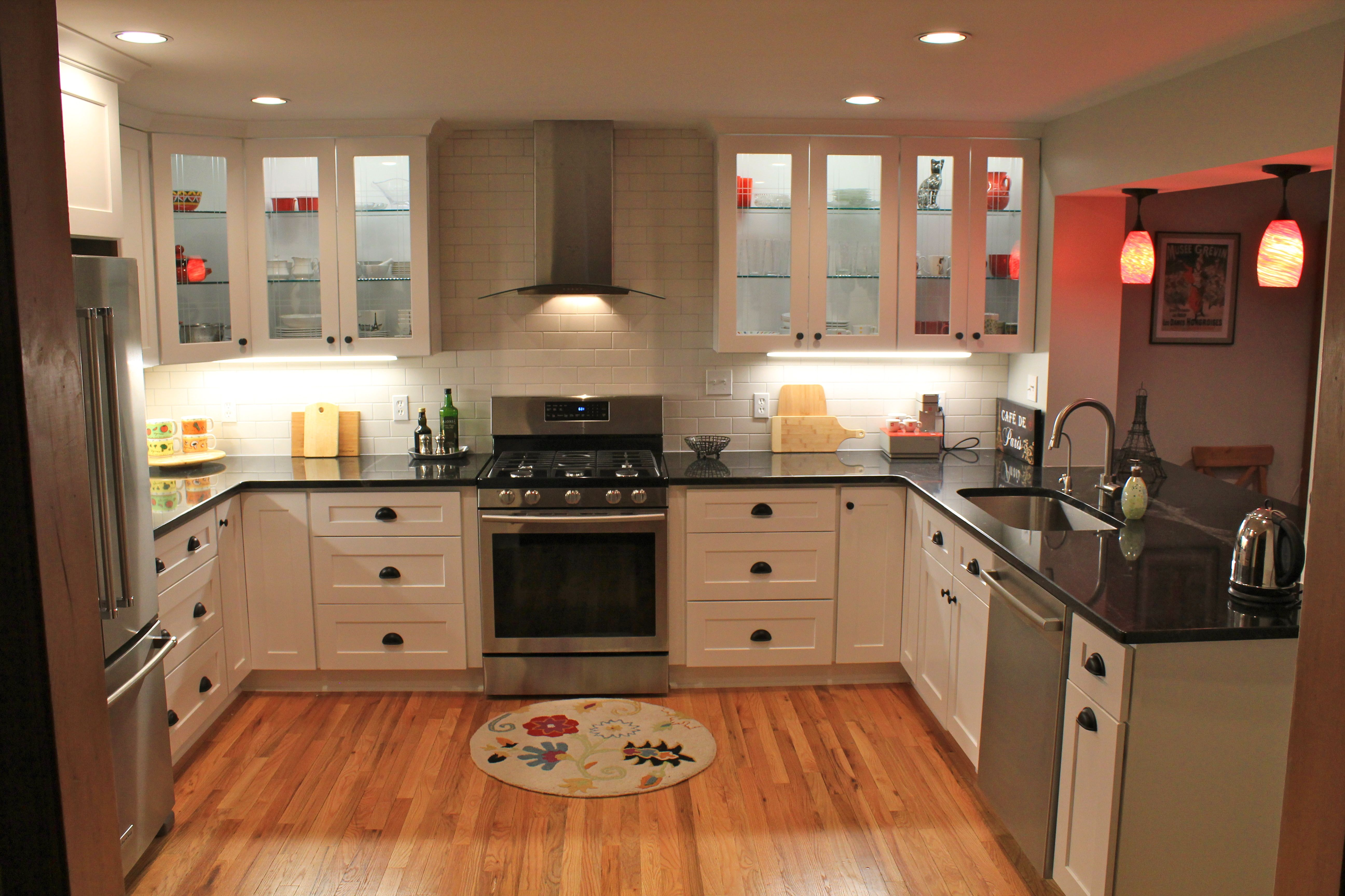 The Latest Review And Pictures From Our Customer I Am Very Pleased With My New Kitchen Cabinets Kitchen Cabinets New Kitchen Cabinets Kitchen Cabinet Design