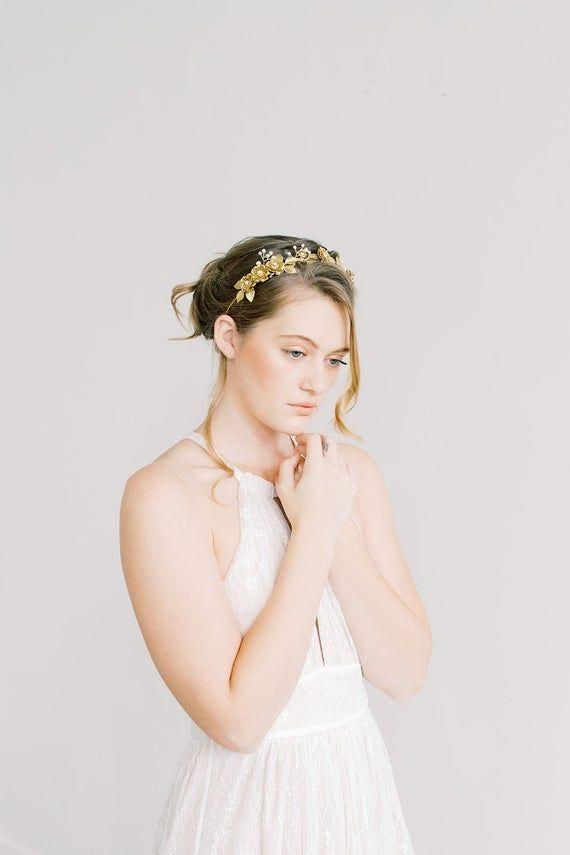 Blush flower crown, blush floral crown, blush ivory bridal floral crown, wedding floral crown, flowe
