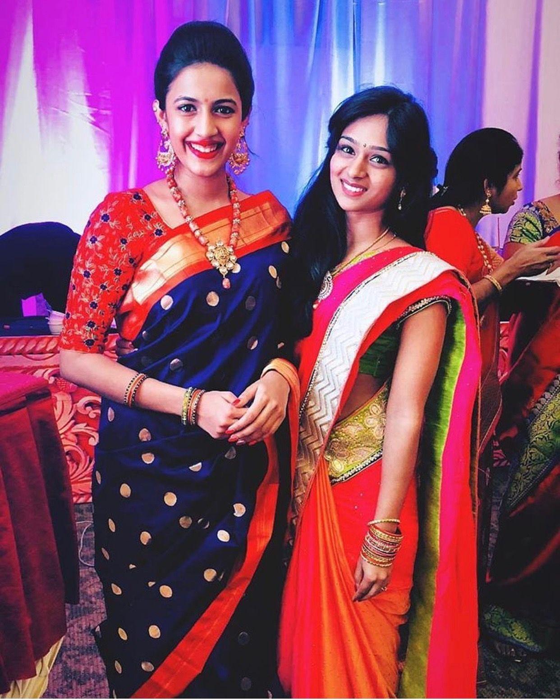 Pin by Pratyusha Sidhu on sarees Designer saree blouse
