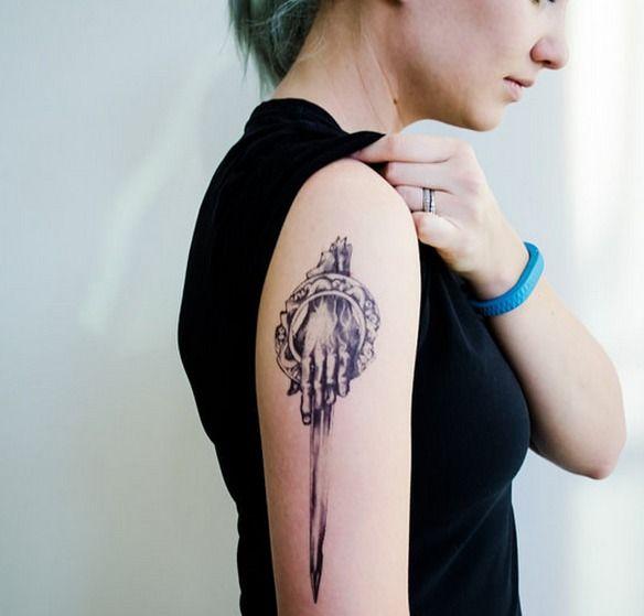 15 Increibles Tatuajes De Juego De Tronos Que Todo Fan Querria