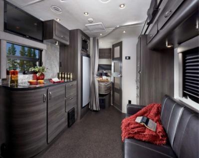 Mercedes Sprinter Motorhome Interior >> Custom European Sprinter Motorhome Built On Mercedes Benz
