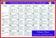 30 day leg challenge - Google Search