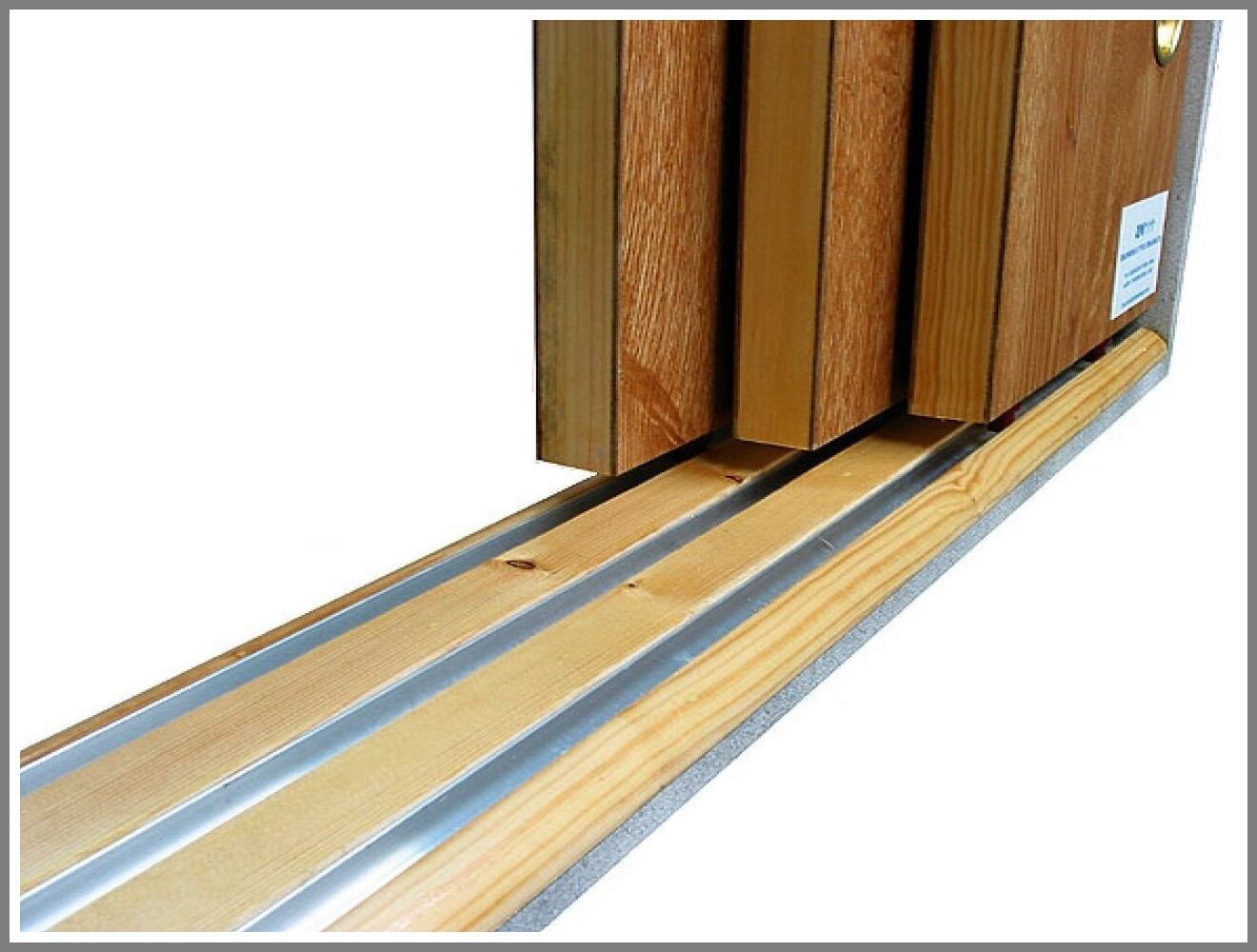110 Reference Of Barn Door Wide Triple In 2020 Closet Doors Sliding Closet Doors Sliding Closet Door Track