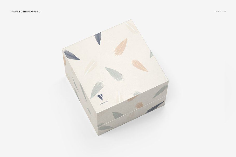 Download Slide Gift Box Mockup Set Box Mockup Business Cards Creative Gift Box