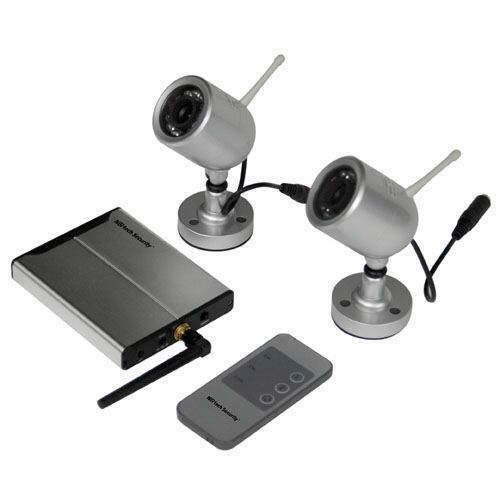 Nortech Security 2 4ghz Wireless Color Security System By Nortech 169 97 Use This Nortec Security Cameras For Home Best Home Security System Wireless System