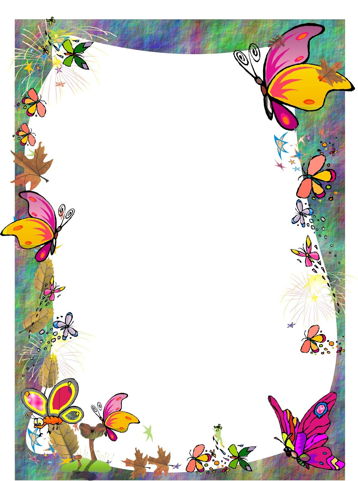 Imagenes de ramas y flores para decorar marcos para cuadros manualidades yahoo image search - Figuras para decorar ...