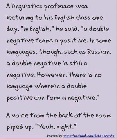 Идей на тему «Double Negative в Pinterest»: 1000+ | Забавные ...
