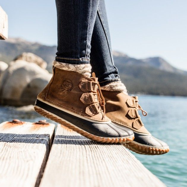 Sorel Out-N-About Duck Boot  175d4c474f