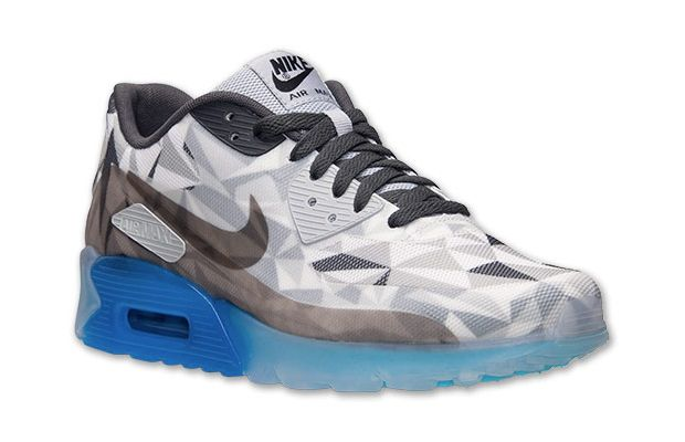 Nike Air Max 90 Hielo Lobo Gris / Blanco Roshe costo precio barato ver online salida barata gran sorpresa yCxLD