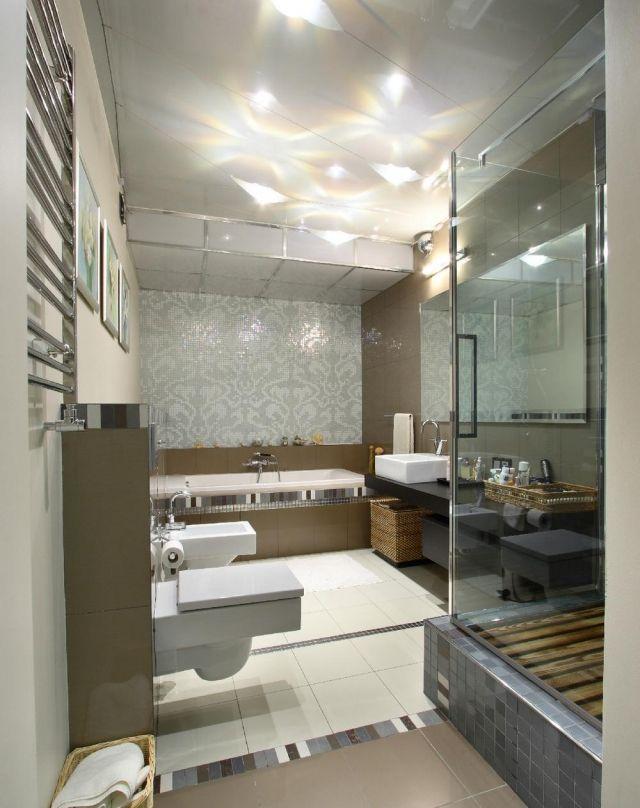 wohnideen badezimmer ohne fenster, pin von inna greifenstein auf bad | pinterest | badezimmer ohne, Design ideen