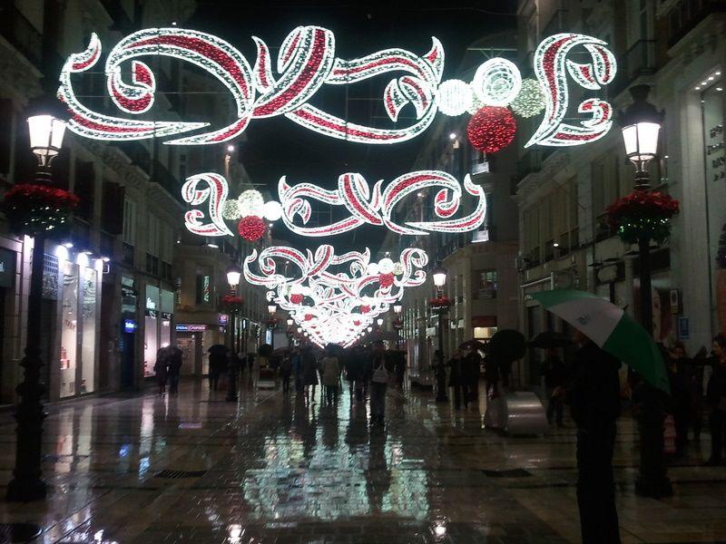 Christmas Street Decorations Lights Ferro E Luz Pinterest