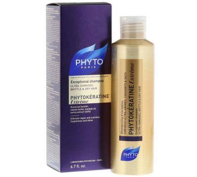 Phytokeratine Extreme Exceptional Shampoo 200ml